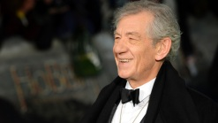"Ian McKellen Compares ""The Hobbit"" and ""The Lord of the Rings"""