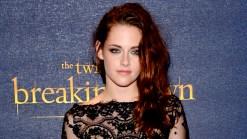"""Kristen Stewart Transforms Into A Mom & Sexy Vampire In """"Breaking Dawn"""""""