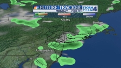 Late Evening Forecast for Saturday May 11