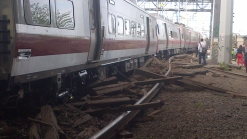 Photos: Metro North Train Collision