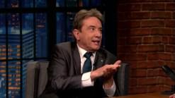 'Late Night': Martin Short on Trump's Birthday Party