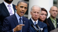 Obama Slams Lawmakers on Gun Control Vote