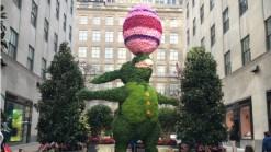 Easter at Rockefeller Center