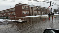More Coastal Flooding Hits Tri-State as Snowstorm Looms