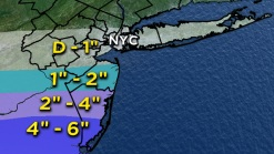Storm Bringing Flurries, More Cold to NYC