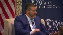 Ted Cruz Says Young Heckler Deserves a Spanking