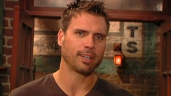 "On the Set of ""The Young & The Restless"" with Joshua Morrow"