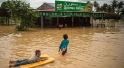 Extreme Weather Photos: Malaysia Floods