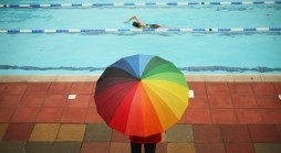 Sun (Actual Sun!) + NYC's Pools Open = Summer