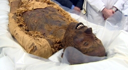 3,000-Year-Old Mummy: It's a Man, Baby!