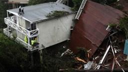 Extreme Weather Photos: Storm Causes California Mudslides