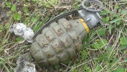 Grenade Found in Shallow Water at Florida Beach