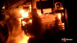 1 Missing, 7 Injured, in Louisiana Gas Rig Explosion
