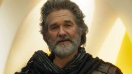 Kurt Russell Talks About 'Guardians of the Galaxy' Role