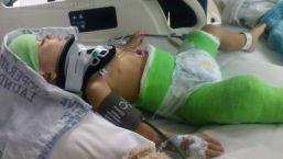 Dad Admits Unbuckling Son Before Purposefully Crashing Car