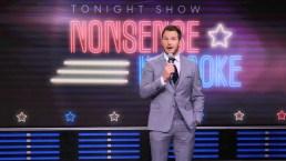 """Fallon: """"Nonsense Karaoke"""" With Pratt"""