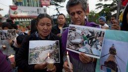 PHOTOS: Deadly Earthquake Rocks Nepal