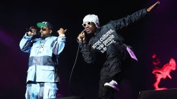 Stars at Lollapalooza: Outkast, Kings of Leon