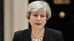 Theresa May Speaks After Manchester Terror Attack