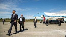 Obama Treks Into the Alaskan Wild With Bear Grylls