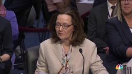 Gina Haspel Says CIA Interrogation Program Will Not Restart