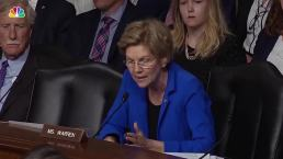 Sparks Fly Between Warren and Esper at Senate Hearing
