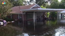 Flood Waters From Florence Persist in Carolinas