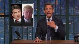 'Late Night': Free Rick Perry!