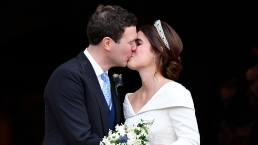 Princess Eugenie Weds in 2nd Royal Wedding of the Year