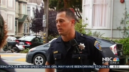 Off-Duty Hot Cop of Castro Arrested For Felony Hit-And-Run