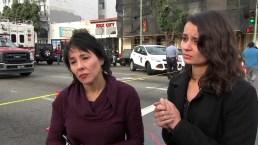 2 Survivors Describe Deadly Oakland Warehouse Fire