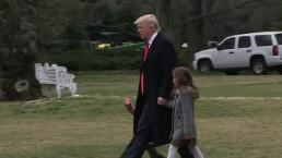 Trump Hits the Road for Presidents Day Weekend