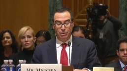 Trump's Treasury Nominee Defends Record of Foreclosures