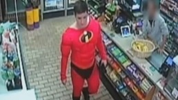 'Mr. Incredible' Punches Cab Driver: Police