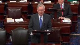 Watch: Senators Pay Tribute to Joe Biden With Speeches