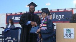 11-Year-Old Graduates College, Plans to Become a Doctor