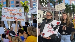 Photos: Messages From Florida to Lawmakers on Gun Control