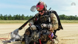Meet Callie: DoD's Only Search and Rescue Dog