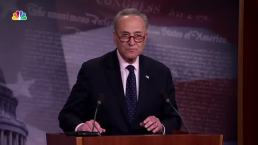 Schumer Calls for Special Prosecutor After Comey Firing