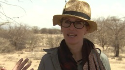 Julia Roberts Travels to Kenya for Red Nose Day