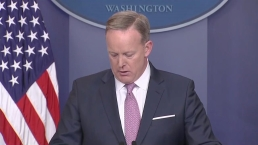 Spicer Talks TPP, Mexico City Policy and Hiring Freeze