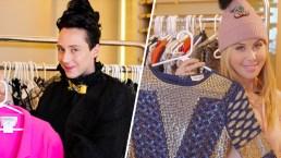 Take a Peek Inside Tara's and Johnny's Olympic Hotel Wardrobes