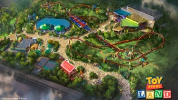 "Disney's Hollywood Studios Debuts ""Toy Story Land"" Zone"