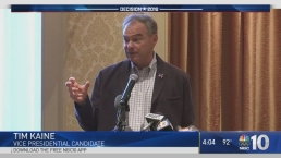 Tim Kaine To Introduce Himself As VP Nominee At DNC