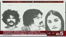 Obama Commutes Sentence for Nationalist Oscar Lopez Rivera
