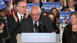 Sanders Wins New Hampshire Primary