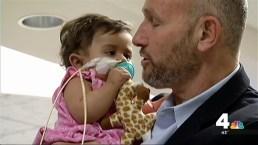 Baby Girl Gets Life-Saving Liver Transplant From Stranger