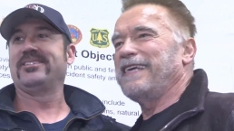 Schwarzenegger: Firefighters Are Camp Fire's 'True Action Heroes'