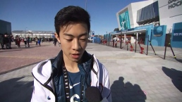 Nathan Chen Wishes He Had Another Chance