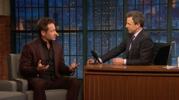 'Late Night': Duchovny Thinks Agent Mulder Is the Worst